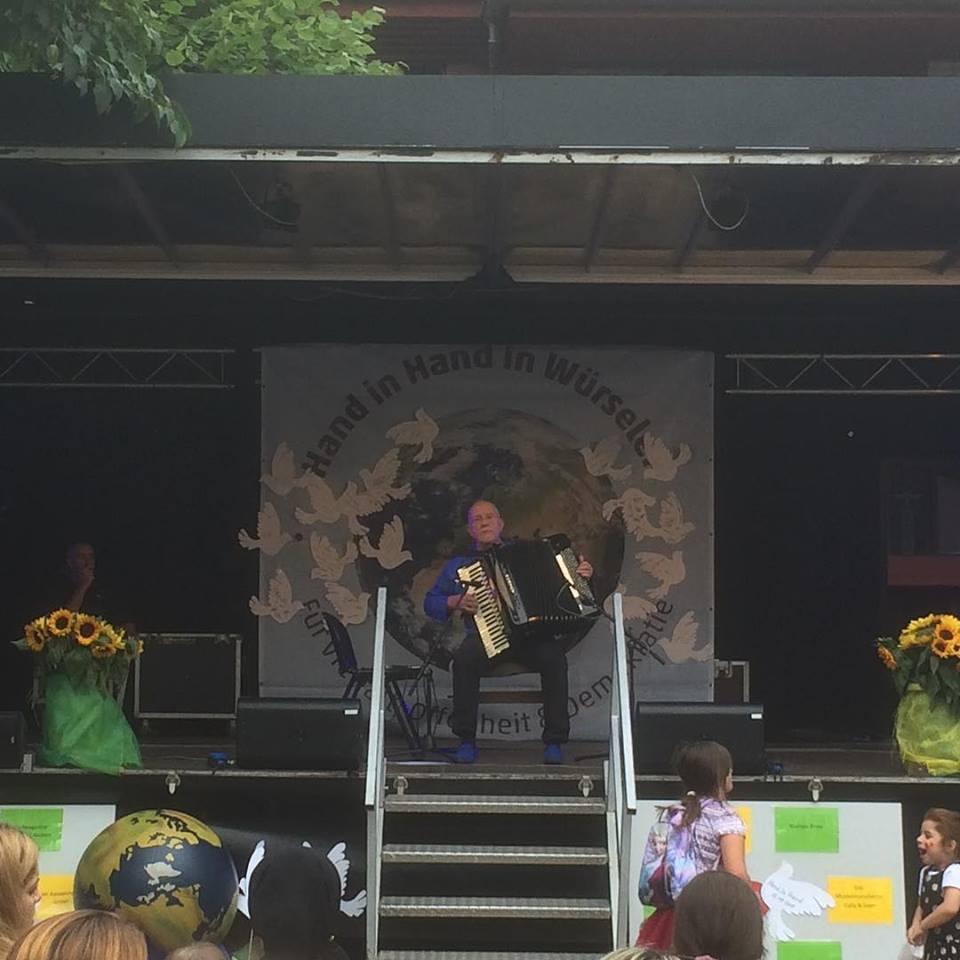 Tag der Kulturen 2018 - Gestern auf dem Morlaixplatz in Würselen