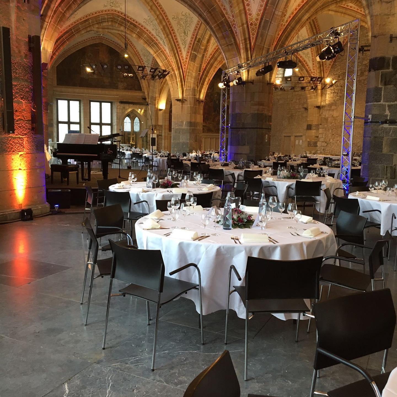 Absolventenfeiern der FH Aachen