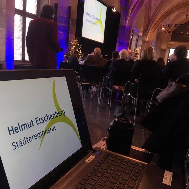 Verabschiedung von Städteregionsrat Helmut Etschenberg
