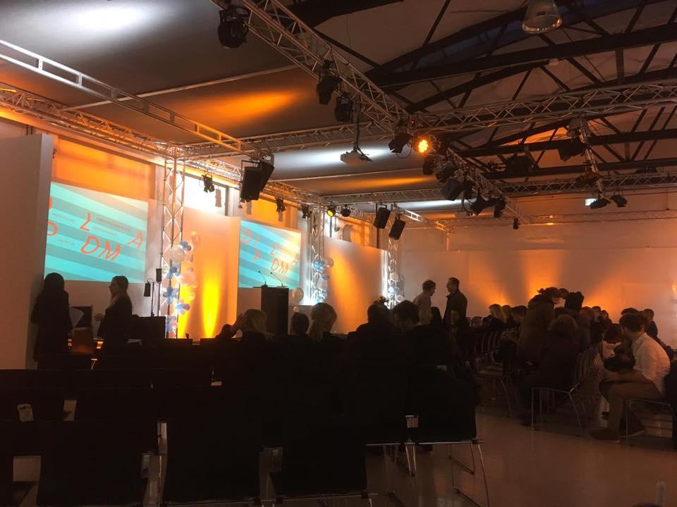 Absolventenfeier des Fachbereichs Gestaltung der FH Aachen