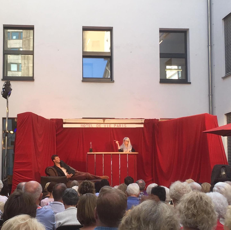 """""""Paar de Deux - Offenbach-Revue"""""""